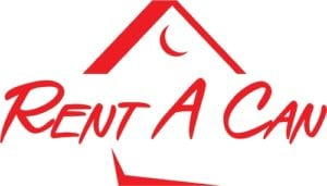 rent a can logo